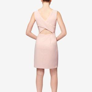 Betsey Johnson Cutout Scuba Crepe Dress Size 0/2